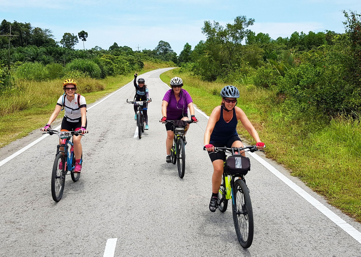 KUCHING CYCLING CITY TOUR