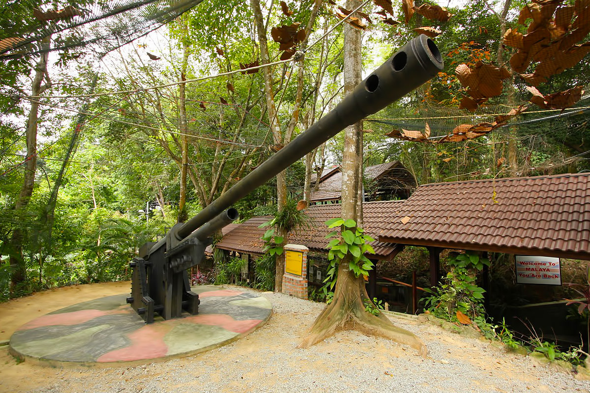 PENANG WAR MUSEUM WITH LUNCH